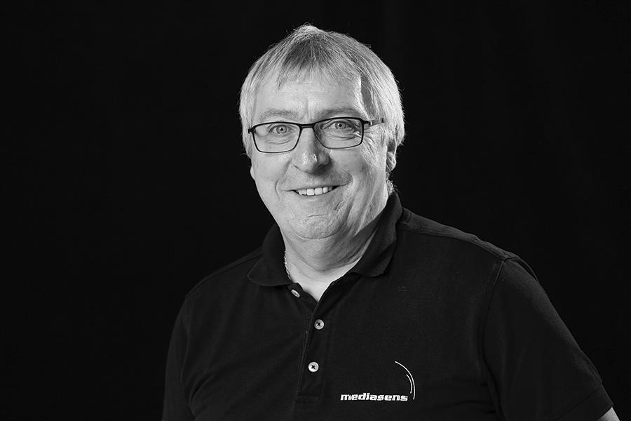 Mitarbeiter Ernst Trefzer