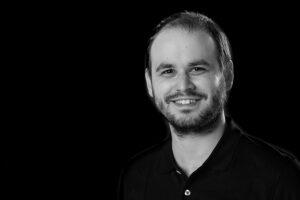 Programmierer David Steiner