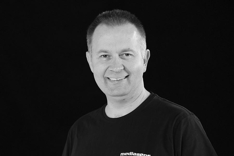 Mitarbeiter Stefan Franz