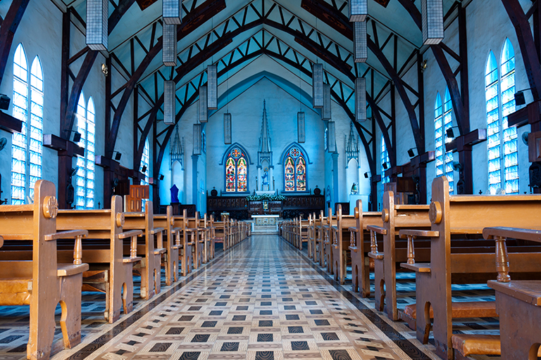 Audio-Lösungen für Kirchen