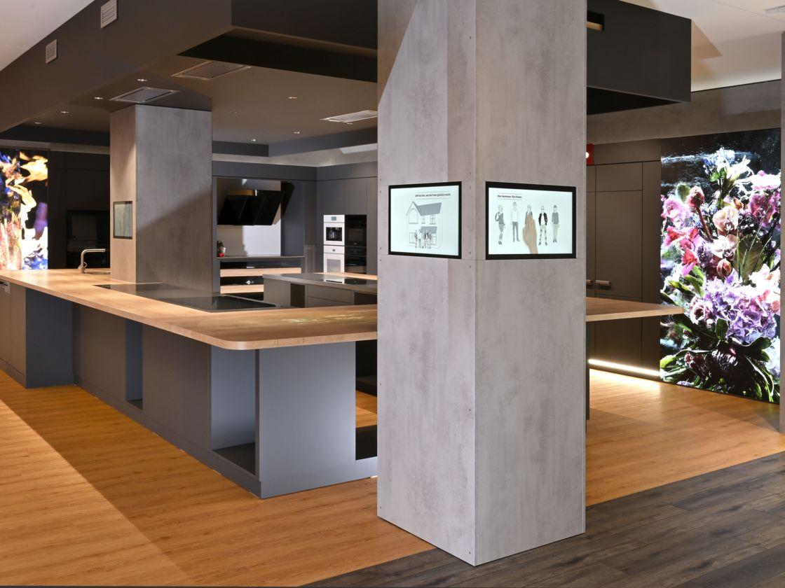 Digital Signage am Point of Sale bei den Liechtensteinischen Kraftenwerken